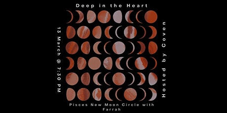 Womxn's Moon Circle March Hosted by Coven tickets