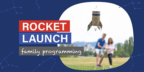 Rocket Launch - Family Programming tickets
