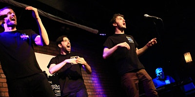 EIGHT IS NEVER ENOUGH at Broadway Comedy Club NYC
