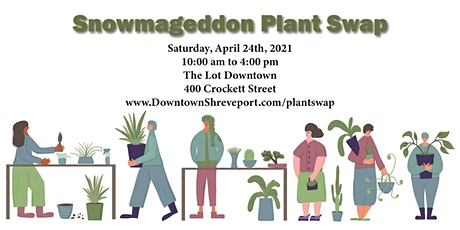 Snowmaggedon Plant Swap tickets