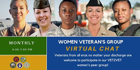 Women Veteran Peer-to-Peer Group tickets