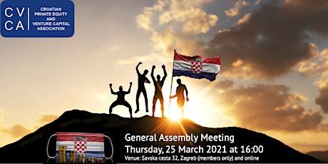 CVCA General Assembly Meeting tickets