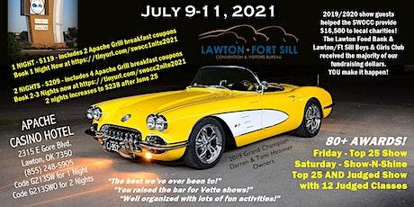 5th Annual SWOCC Corvette Kickoff Classic 2021 tickets