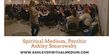 Maryland Group Reading with Psychic Medium Ashley Smarowsky tickets