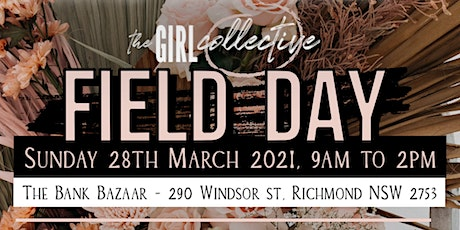 The Girl Collective Field Day #2 tickets