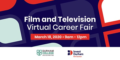 Film and Television Virtual Career Fair tickets