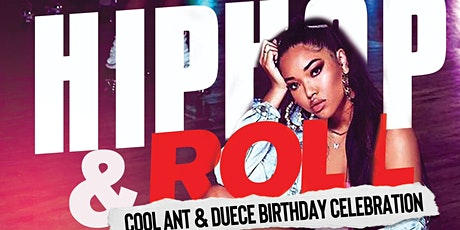 Hip Hop and Roll Cool Ant and Duece Birthday Celebration tickets
