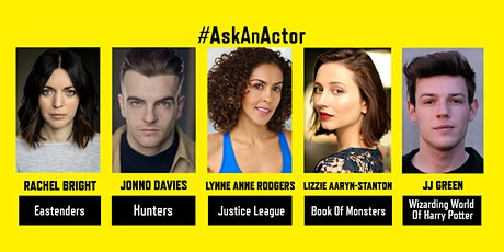 Acting Panel: ask actors your questions tickets