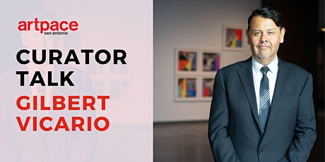 Curator Talk with Gilbert Vicario tickets