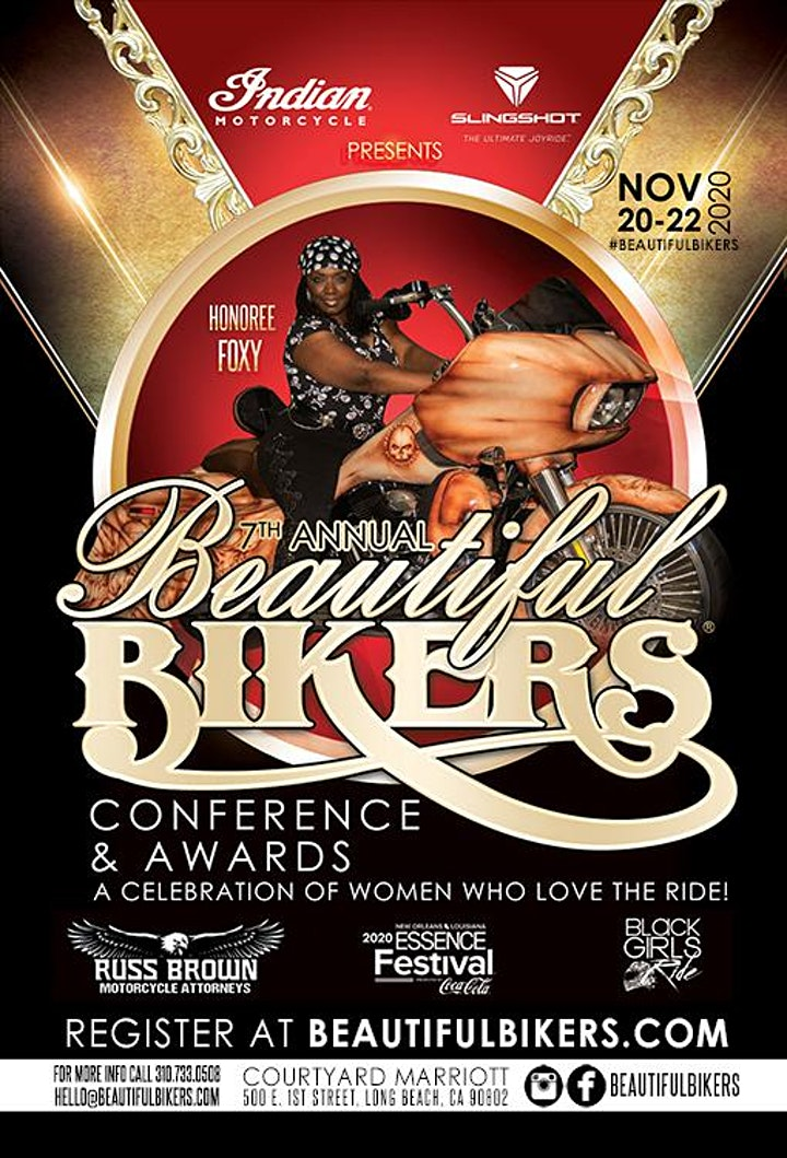 7th Annual Beautiful Bikers Conference & Awards image