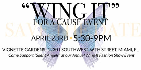 Wing It For A Cause 2021 tickets