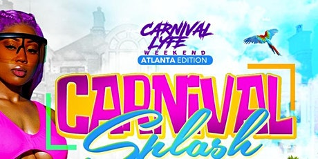 CARNIVAL SPLASH POOL PARTY - JULY 4TH EDITION IN ATLANTA tickets