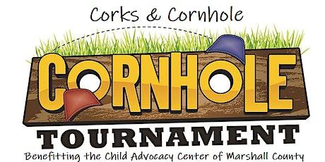 Corks & Cornhole tickets