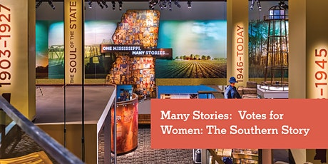 #ManyStories: Votes for Women: The Southern Story tickets
