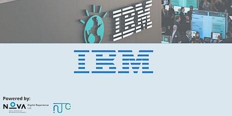 IBM Workshop - Blockchain tickets