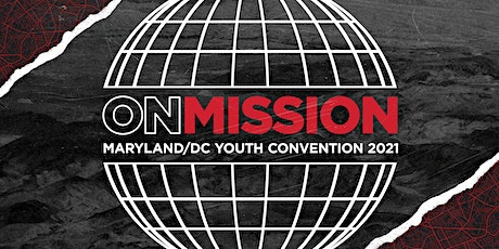 Maryland/DC Youth Convention 2021 tickets