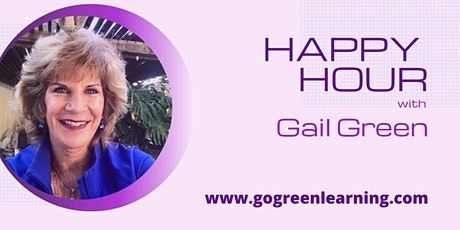 Happy Hour with Gail Green tickets