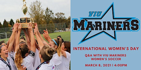 International Women's Day | Q&A with Mariners Women's Soccer tickets