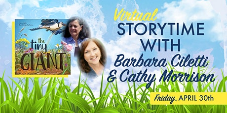 Storytime with Barbara Ciletti and Cathy Morrison tickets
