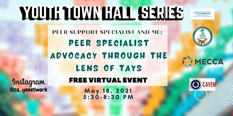 Peer Certification and Me: Peer Specialist Through the Lens of TAY tickets