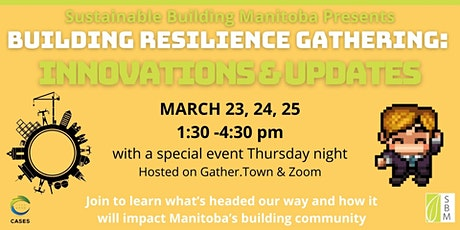Building Resilience Gathering: Innovations and Updates tickets