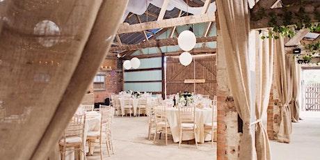 Kingsthorpe Lodge Farm Barn Wedding Venue Showcase tickets