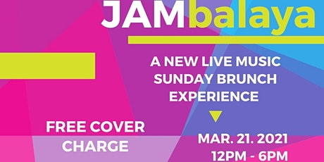 The JAMbalaya at Kapri Ultra Lounge tickets