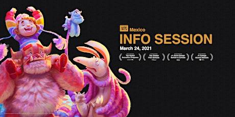 Online Info Session VFS México boletos