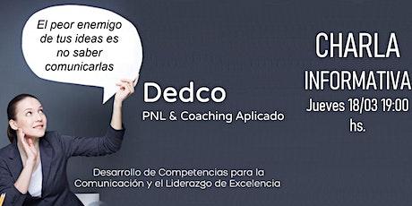 Habilidades Personales de Comunicación y Liderazgo PNL & Coaching Aplicado entradas