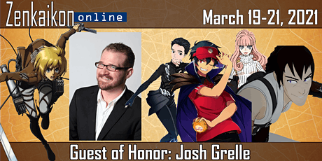 Josh Grelle  Stand-alone Meet and Greet Session 2 tickets