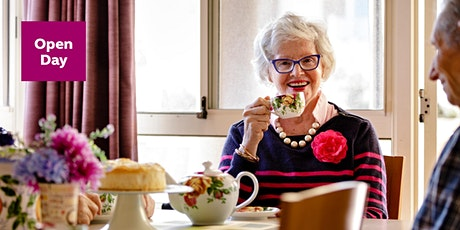 Residential Aged Care Open Day - Fridays in April 2pm-3pm tickets