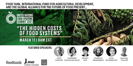 Special Series: 25+ Members of the UN Food Systems Champions Network tickets