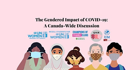 The Gendered Impact of COVID-19: A Canada-Wide Discussion tickets