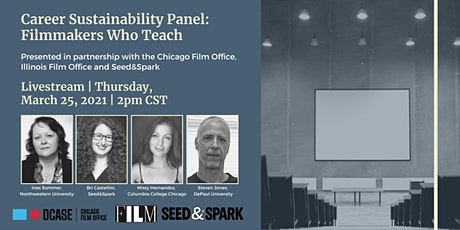 Career Sustainability Panel: Filmmakers Who Teach tickets