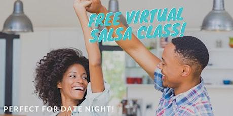 Free Virtual Salsa Dance Class tickets