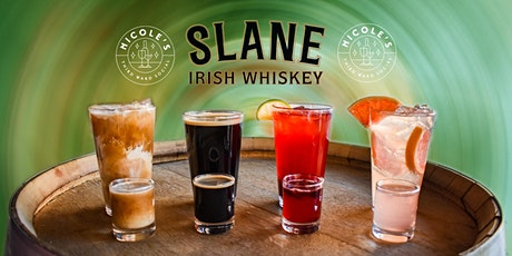 Slane Irish Whiskey Cocktail Flight at Nicole's Third Ward Social tickets