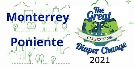 Gran cambio al pañal de tela- Monterrey poniente boletos