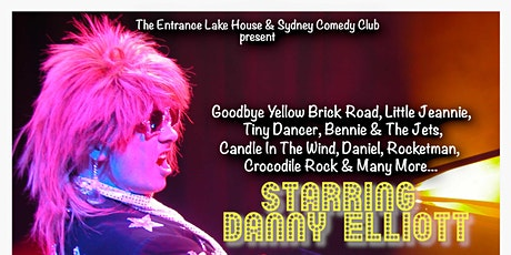 THE ELTON EXPERIENCE - performed by award winning Danny Elliott tickets