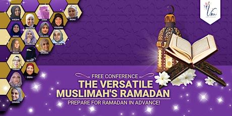 The Versatile Muslimah's Ramadan ingressos
