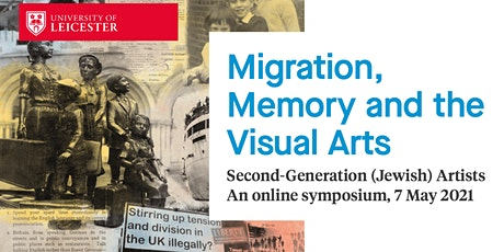 Migration, Memory and the Visual Arts:  Second-Generation (Jewish) Artists tickets