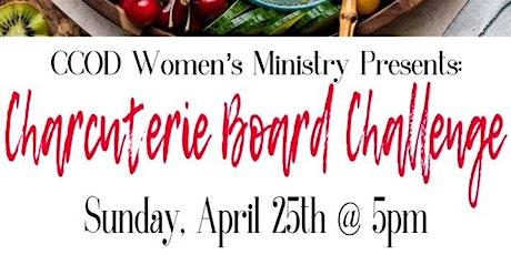 Charcuterie Board Challenge tickets