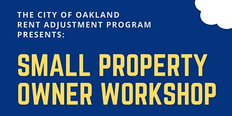 Small Property Owner Workshop tickets