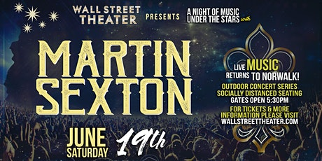 Martin Sexton tickets