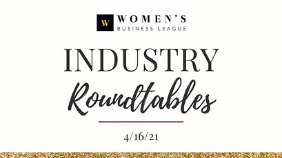 WBL: Industry Roundtables tickets