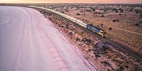 Discover Australian Rail Adventures tickets