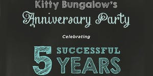Kitty Bungalow's Anniversary Party