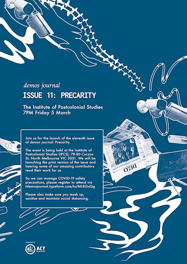 Writing Precarity image