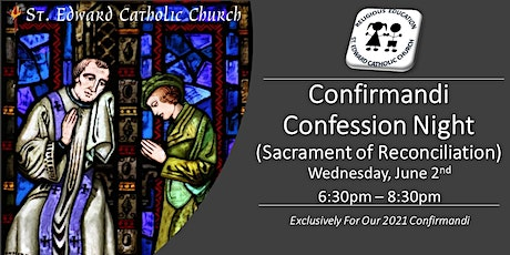 Confirmandi Confession Night tickets