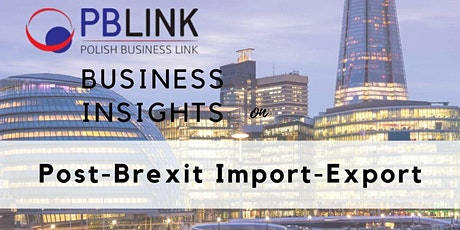 PBLINK Insights on Import-Export after Brexit tickets