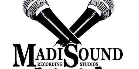 MadiSound Studios presenta  su  11º Festival de canto tickets